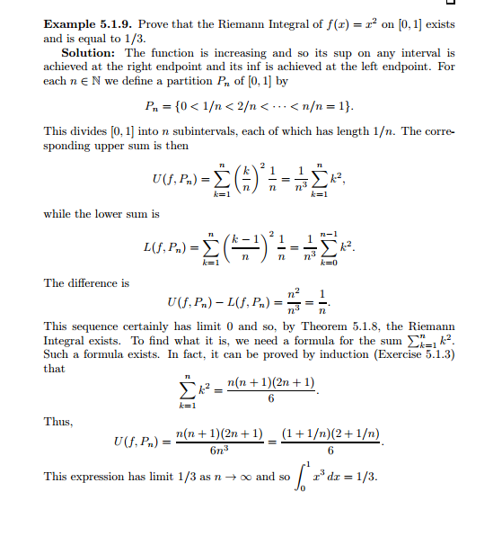 Solved: Using Real Analysis: Textbook: Http://www lemiller