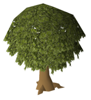 make RS gold with oak trees