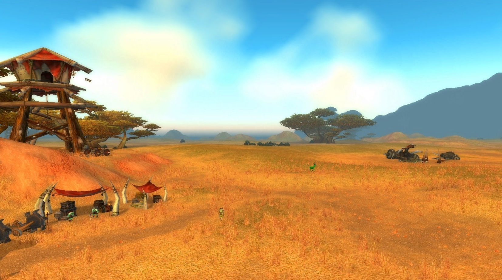 Los Baldíos será una de las zonas jugables en la demo de World of Warcraft: Classic