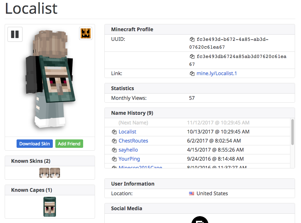 Selling - Minecraft Account with » MINECON 2015 CAPE » CHEAP