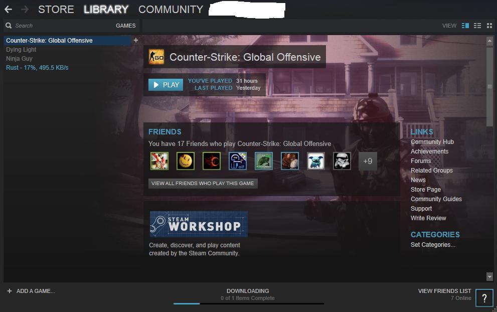 Cs Go Steam