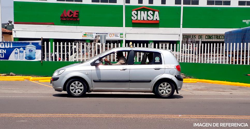 Falsos pasajeros asaltan a taxista en Estelí