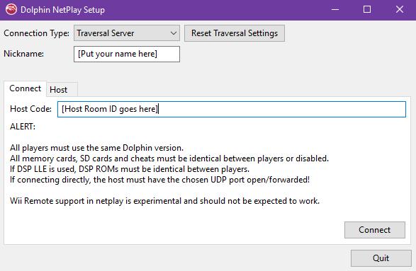 Dolphin Gamecube Emulator - Netplay Guide