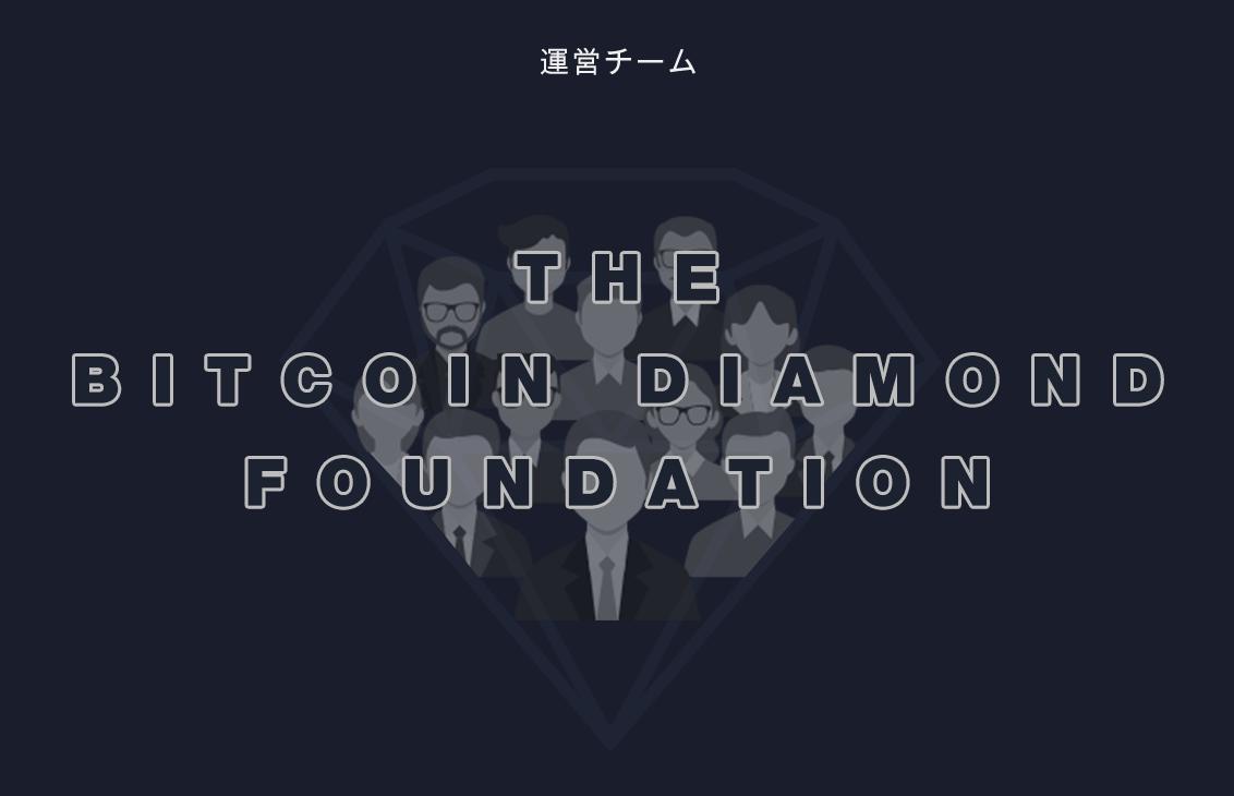 THE BITCOIN DIAMOND FOUNDATION