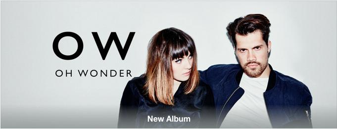 Oh Wonder - Oh Wonder [iTunes Plus AAC M4A] (2015)