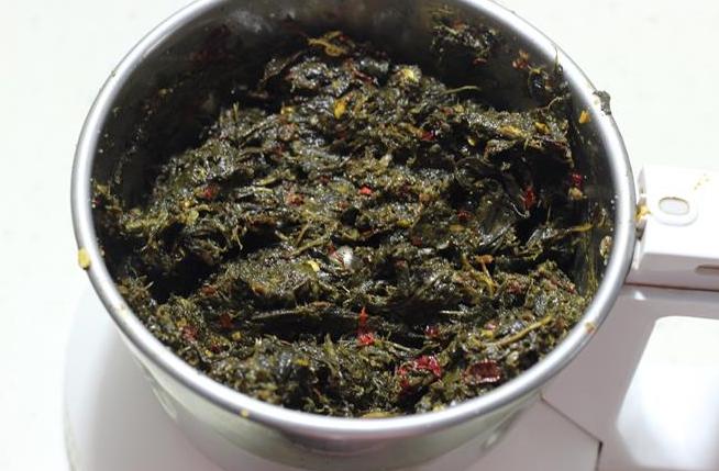 Andhra Pradesh dish GONGURA PACHADI
