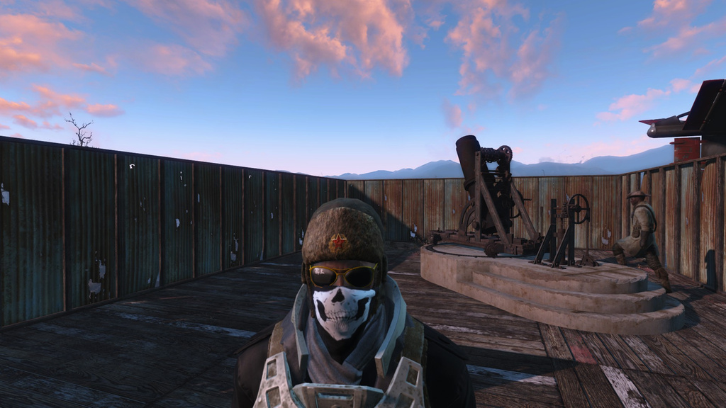 Soviet Ushanka (optional black Ushanka) at Fallout 4 Nexus - Mods ... 0cdc2993e36