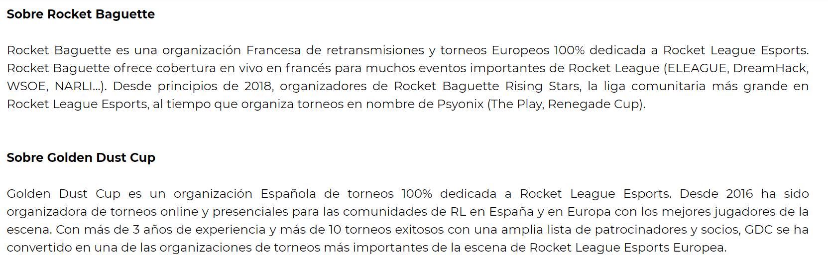 Información detallada sobre Rocket Baguette y Golden Dust Cup. Más detalles en https://goldendustcup.info/asociacion-entre-rocket-baguette-y-golden-dust-cup/