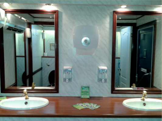Inchirieri Toalete de lux Targu Mures