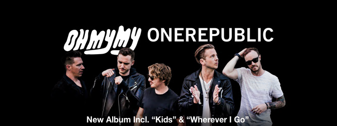 OneRepublic - Oh My My (Deluxe) [iTunes Plus AAC M4A] (2016)