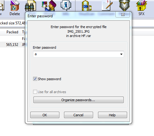 WinRar Password Cracker - 100% Free-TechBYCheck