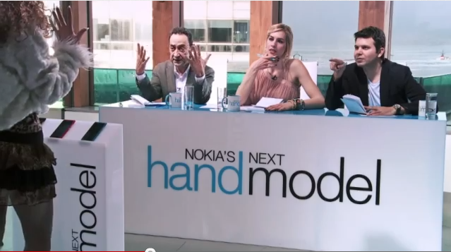 Videos: Nokia's Next Hand-Model Reality Show