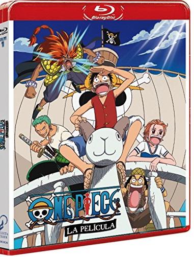 Recopilación  Información sobre las nuevas películas de One Piece ... 99ea06d656d