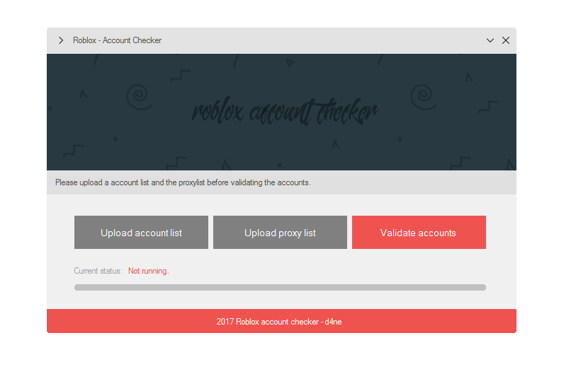 Hack Forums - Roblox Account Checker/Scrape for Proxies [$25
