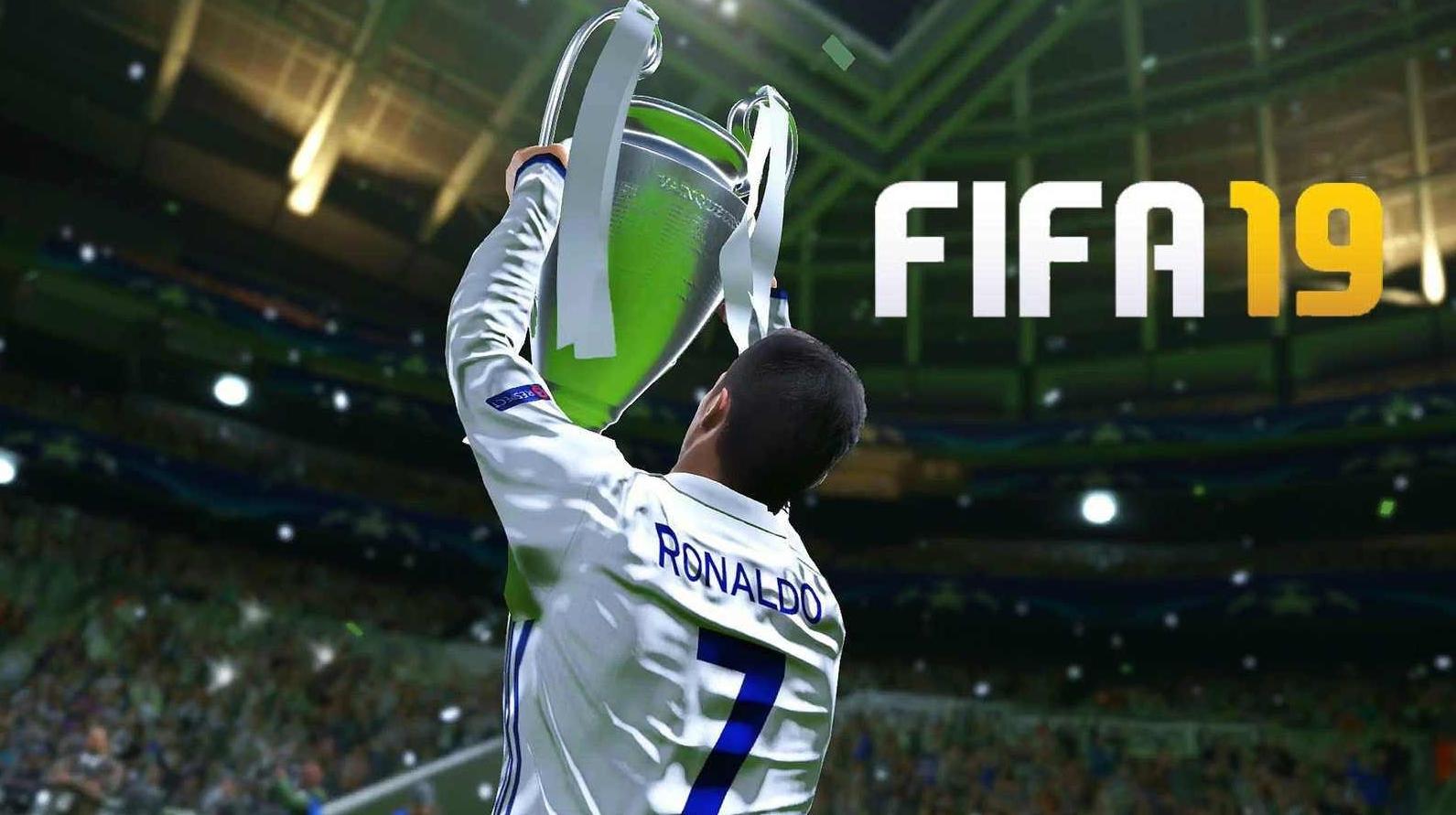 La Champions League llega a FIFA 19