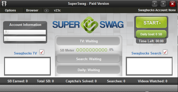 Superswag - Swagbucks bot with OCR Support! - GPT Bots