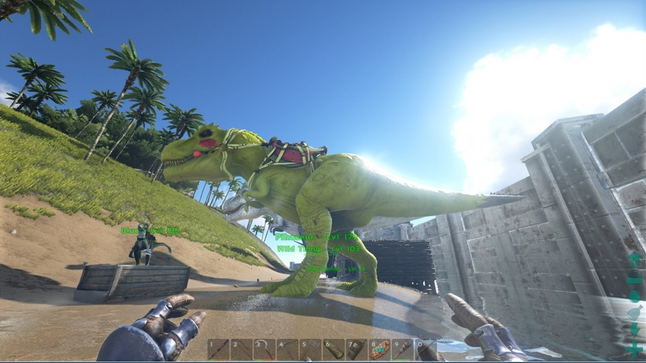 ark skins and how to get them