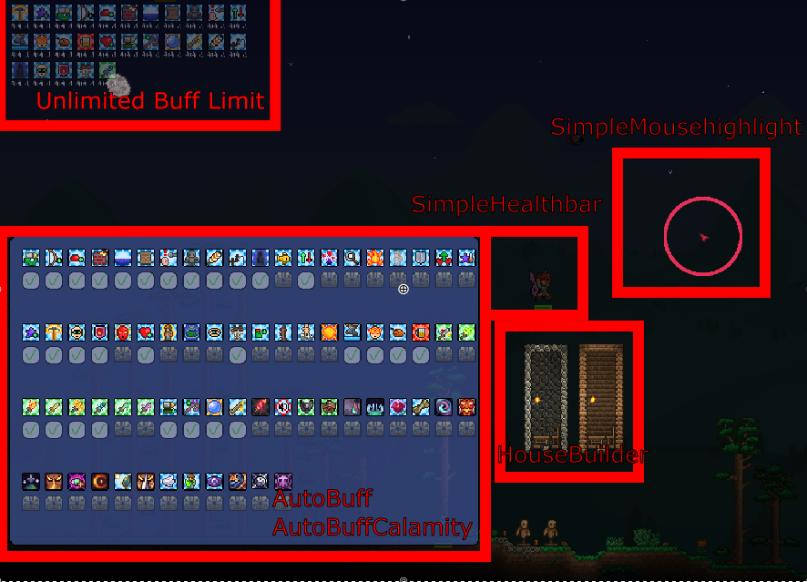 Tmodloader Lanboost S Mods Unlimited Buff Limit 4 Quality Of Life Auto Buff Etc Sources Included Terraria Community Forums