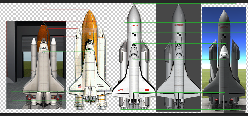 kerbal space program shuttle designs - photo #31