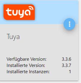 Iobroker Tuya