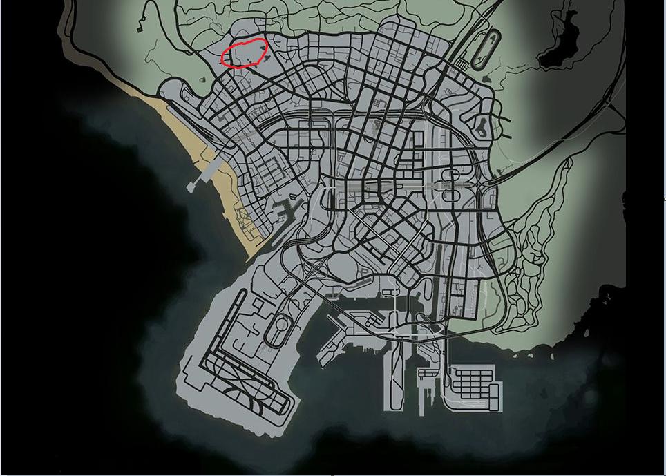 Gta O Mega Car Location Thread Se7ensins Gaming Community