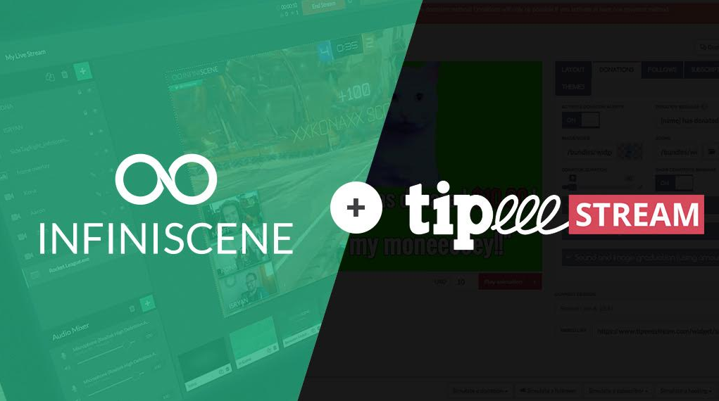 TipeeeStream - Collect Tips while you're streaming !