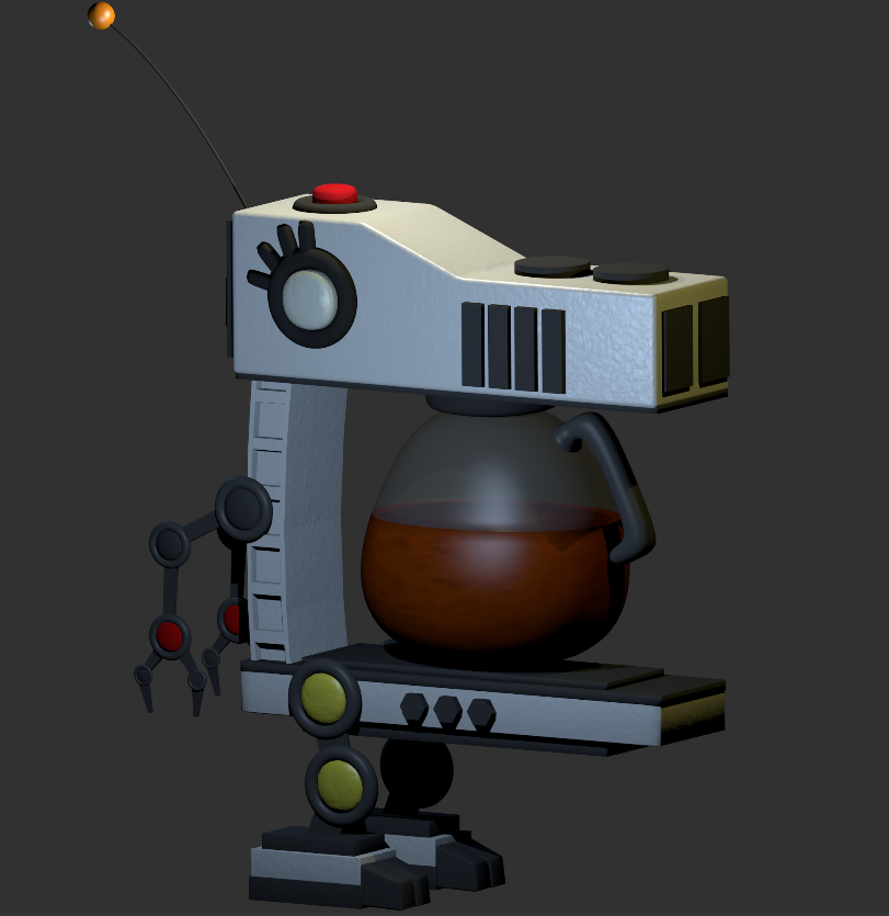 Coffee from the desolate hope blender model fivenightsatfreddys