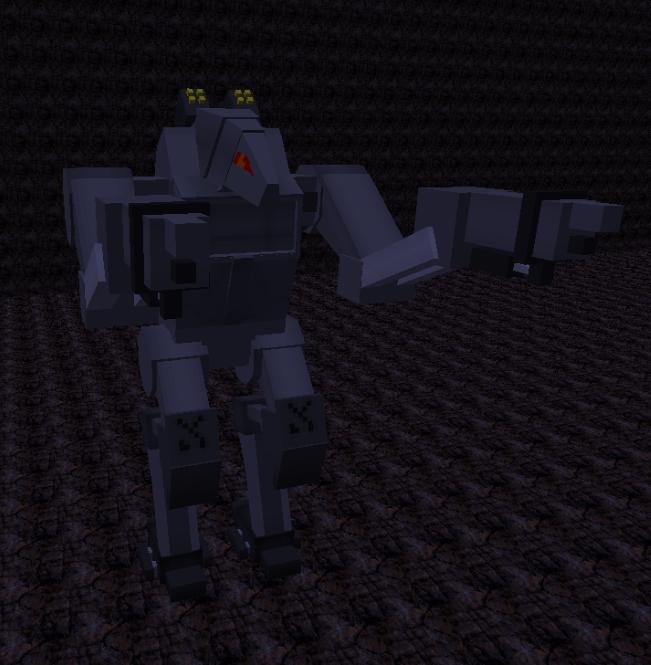 Обновленный HalfLife ждет Вас! Роботы и танки!