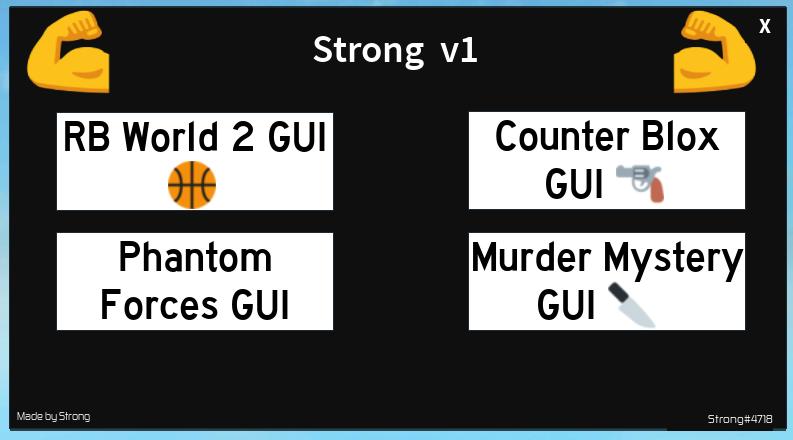 REL] Strong V1