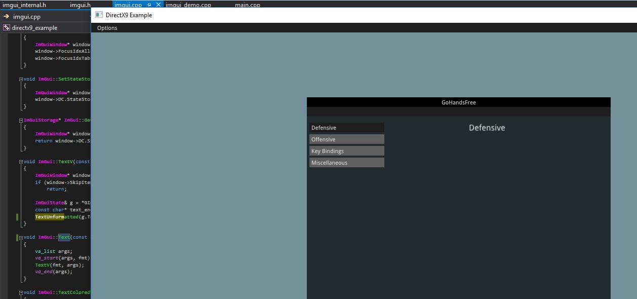 Discuss] Post your Menu/GUI Framework - Page 61