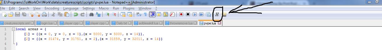 Client Editing [Ip,Port,Rsa] | OTLand