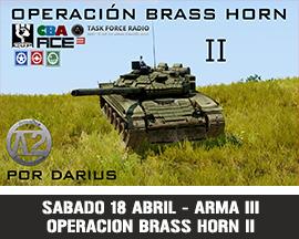 Brass Horn 2 caja