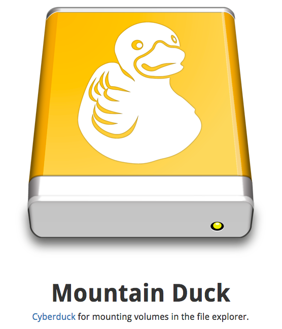 Mountain Duck
