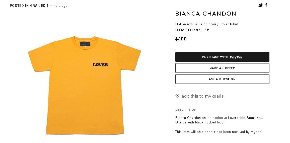 5e7e7b4216ac0f ✓ Bianca Chandon Thread - Page 10 « Kanye West Forum