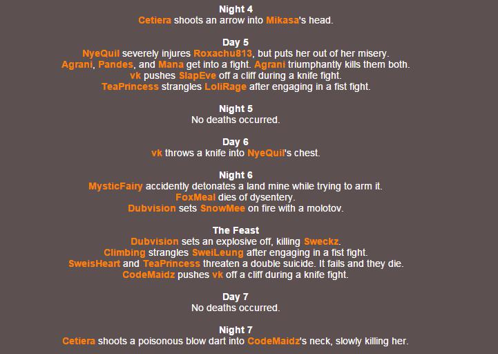That Hunger Games Simulator