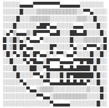 Ascii Rage Face
