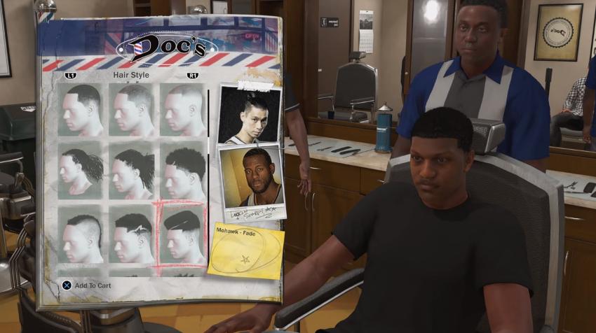 Un coiffeur pour les désireux de la coupe de Jeremy Lin