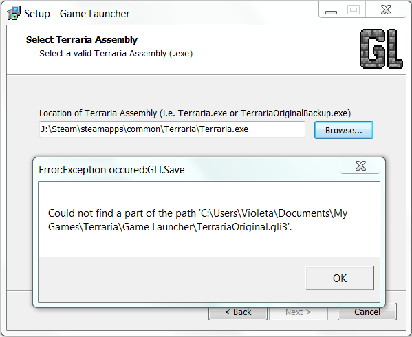 Tool - Game Launcher 3 2 1 5 | Page 8 | Terraria Community Forums