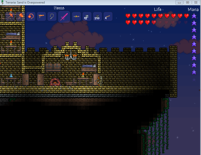 Terraria - 2D Minecraft More focused on RPG/Action, surprise