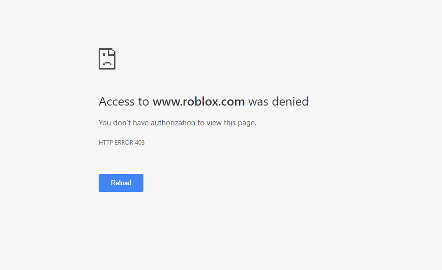 ROBLOX] IP BANNED