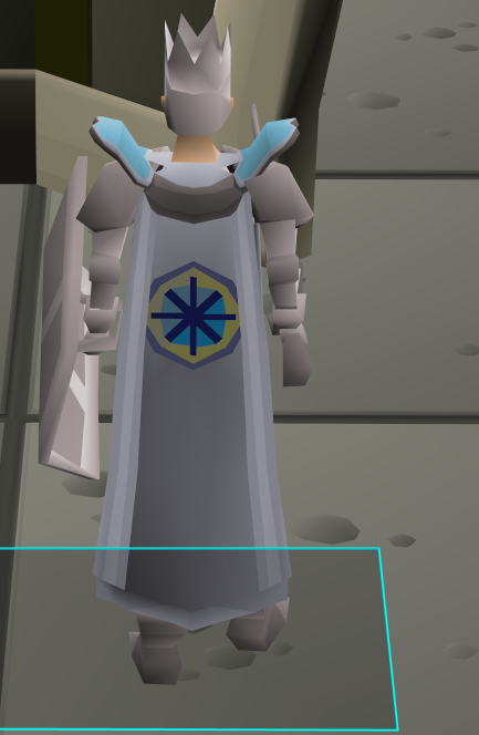 Quest Cape obtained E2b886b7c840c8c4e0c0c35308d9828a