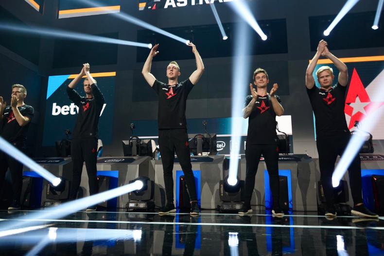 Astralis se está confirmando como uno de los mejores equipos en la historia de CS:GO