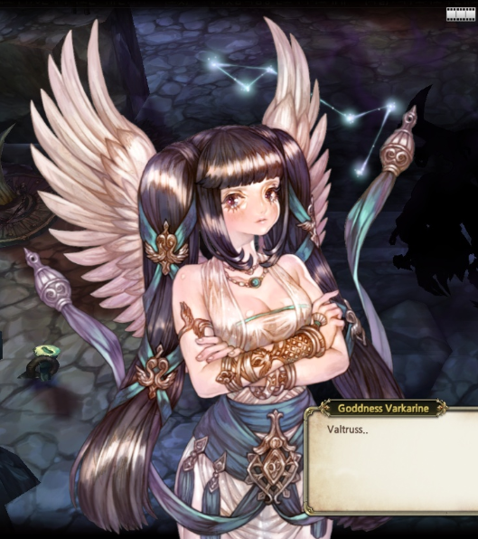 Real Cutie 3 My Waifu Will Always Be Either The Blacksmith Or Auction House Guy Tho