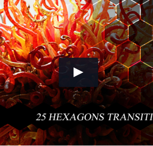 Hexagons Transitions by AcV26