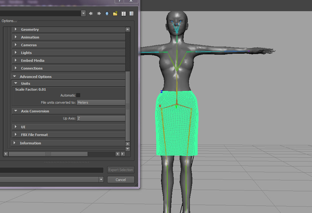 Holes in mesh issue    - Mesh - Second Life Community