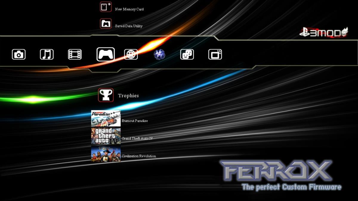 playstation 3 custom firmware 4.75