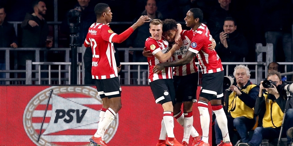 The red PSV figures: Guus Meeuwis' Missing with a Soft G; 30 million on the way