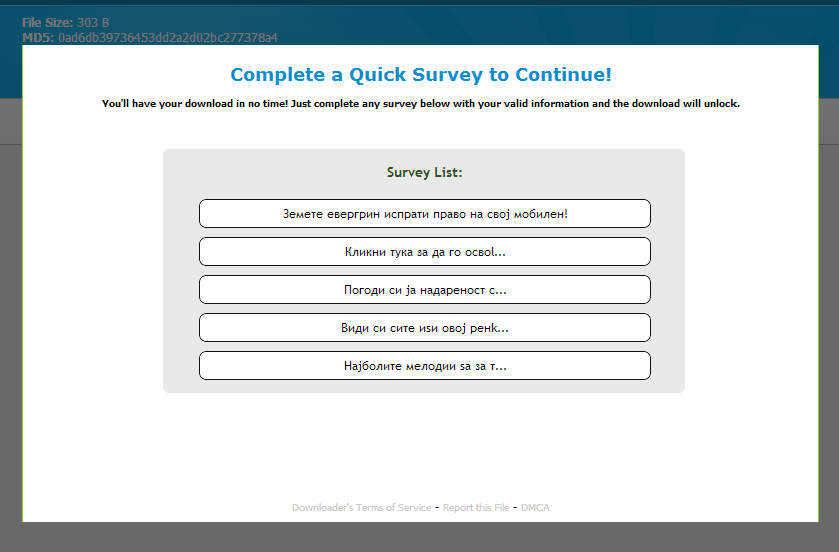 How To Complete Surveys 2013 | Bypass Surveys For Free 2013 ...