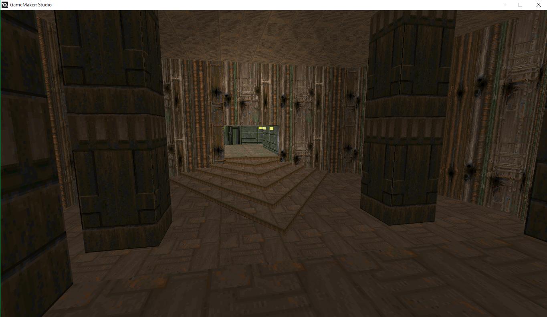 ZDoom • View topic - YoYoDoom: wads in GameMaker -3D update