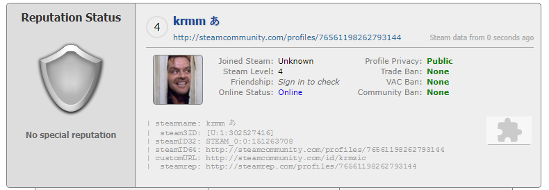 Counter-Strike Steam Acc